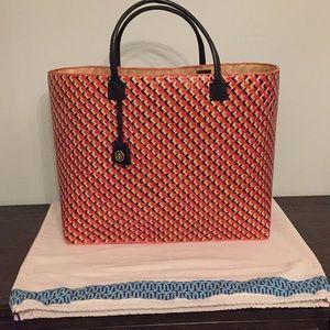 Women's Beach Straw Bag